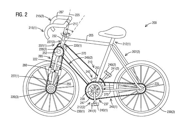 Buy The Patent Two Wheel Drive Bicycle Patent For Sale